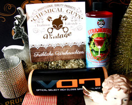 Geschenkset: V7 Shampoo plus Strawberry Margarita Scent