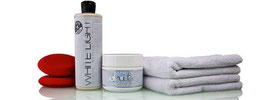 CG White Paint Kit White Light & White Wax