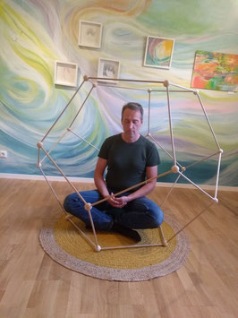 4a. Dodekaeder als Meditationskörper