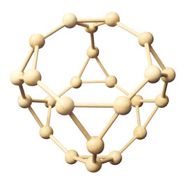 7. Aufwallende, erhebende Energie (Hexaederstumpf)