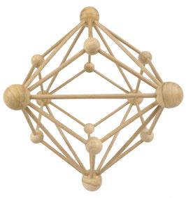 22. Verstärkte Energie des Neuanfangs (Triakisoktaeder)