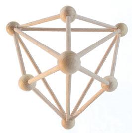 20. Verstärkte Konstruktive Freude (Triakistetraeder)
