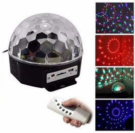 LUCES BOLA SICODELICAS LED MAGIC BALL