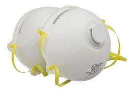 Atemschutz Feinstaubmaske FFP2 Ventil