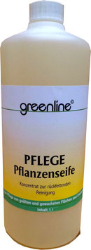 1 Liter Pflegemittel Pflanzenseife