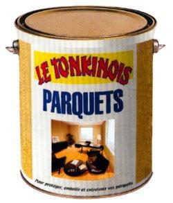 2 Liter Öllack Le Tonkinois Parquets