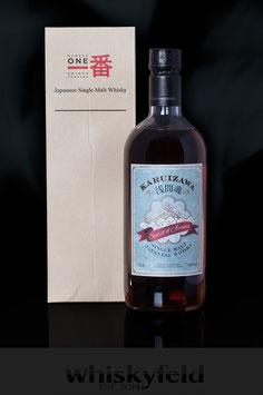 Karuizawa Spirit of Asama 1999 2000 Whisky 0,7l 48,0 % Vol