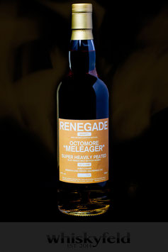 Octomore Meleager Renegade 161,5 ppm American and French (Sauternes) Oak 46,0 % Vol 0,7l