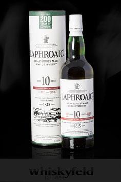 Laphroaig 10 Jahre Cask Strength 2015 Batch 007 56,3 % Vol 0,7l