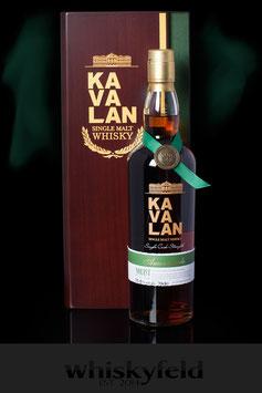 Kavalan Solist Amontillado Sherry Cask World Whisky Awards 2016 Winner 55,6 % Vol 0,7l