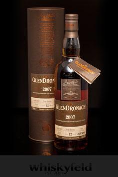 Glendronach Single Cask 2007 2019 Cask 7674 12 Jahre 60,2 % Vol 0,7l