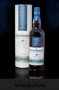 Glendronach Tawny Port Finish 20 Jahre 46,0 % Vol 0,7l