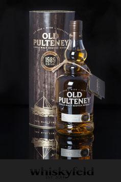 Old Pulteney Vintage 1989 World Whisky Awards 2016 World`s Best Single Malt Whisky 46,0 % Vol 0,7l