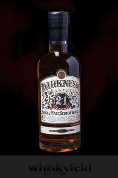 Ardbeg Darkness 21 Jahre Master Of Malt 40,1% Vol 0,5l