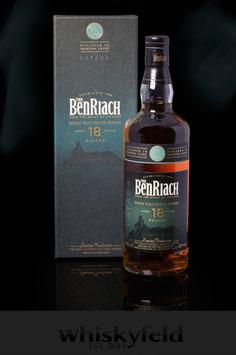 Benriach Latada 18 Jahre 46,0 % Vol 0,7l