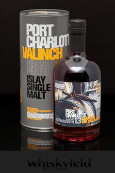Port Charlotte Valinch Cask Exploration 13 57,7 % Vol 0,5l