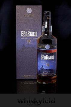 Benriach Dunder 18 Jahre 46,0 % Vol 0,7l