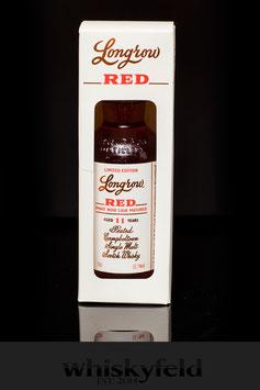 Longrow 11 Jahre Red Pinot Noir 53,1 % Vol 0,7l