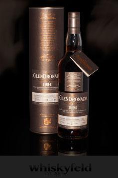 Glendronach Single Cask 1994 21 Jahre Cask 3213 54,3 % Vol 0,7l