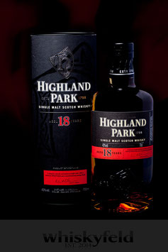 Highland Park 18 Jahre 43,0 % Vol 0,7l