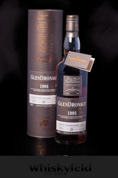 Glendronach Single Cask 1995 20 Jahre Cask 1765 53,9 % Vol 0,7l
