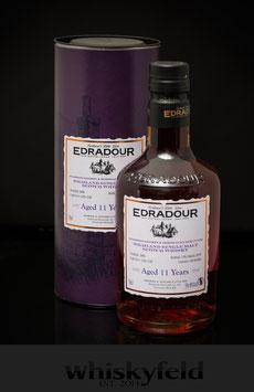 Edradour 2006 Sherry Bordeaux 2018 11 Jahre 59,8 % Vol 0,7l