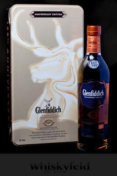 Glenfiddich 125th Anniversary Edition Limited 43,0 % Vol 0,7l