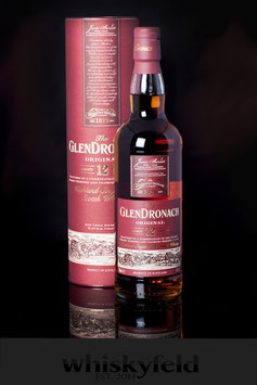 Glendronach 12 Jahre Original 43,0 % Vol 0,7l