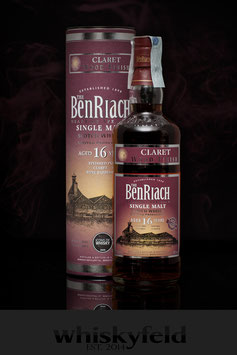 Benriach 16 Jahre Claret Wood 46,0 % Vol 0,7l