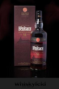Benriach Albariza 18 Jahre 46,0 % Vol 0,7l