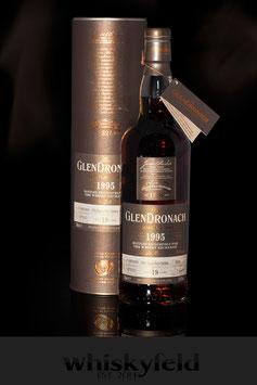 Glendronach Single Cask 1995 TWE 19 Jahre 55,4 % Vol 0,7l