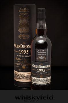 Glendronach Vintage 1995 19 Jahre 55,8 % Vol 0,7l