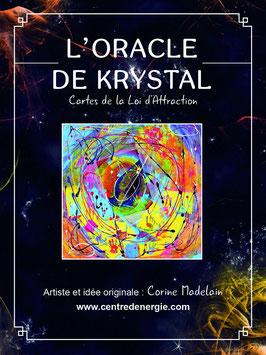 Cartes Oracle de Krystal