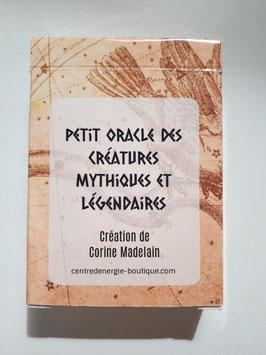 Petit oracle des Créatures Mythiques et Légendaires
