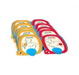 Klebepads zu CR-T AED Trainer
