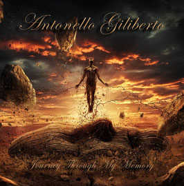 Antonello Giliberto - Journey Through My Memory (MINOTAURO RECORDS, 2015)