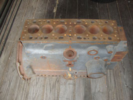 Riley 12/6 & 15/6 Racing:  Racing Motorblock.  / Racing Cylinderblock.