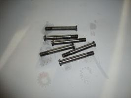 Norton OHC :    Schrauben Oelpumpenfixierung / Screw to Set the Oilpump