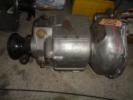 Riley 15/6 : Vorwählgetriebe / Preselectet Gearbox.