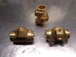 Bugatti T 57: Radbremszylinder vorne / Wheelbrake Cylinder