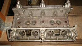 MG A Twin Cam:            Zylinderkopf  / Cylinderhead
