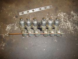 Riley 12/6 & 14/6 & 15/6:  Dixon Vergaseranlage / Dixon Carburator compl.