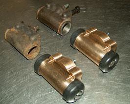 Armstrong & Siddeley:  Bremszylinder / Brake Cylinder