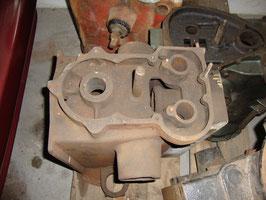Riley 12/6: Motorblock / Cylinderbloc.
