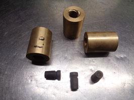 Armstrong Siddeley:   Lenkmutter mit 5 Gängen / Steering Gear Nuts whit 5 Starts