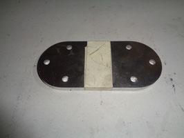 Alfa 1900 SS :  Seitendeckel / Sideplatte.