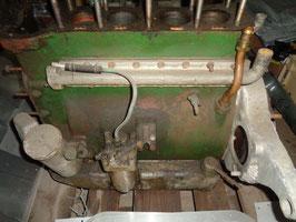 Lagonda Rapier:  Motorblock / Cylinderblock.