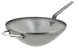 WOK MINERAL B ELEMENT 32cm