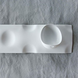 JOMON , JO 2 GLAZED , 29 x 11 x 4 cm , 1PZ.