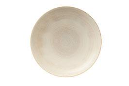 ECO - Stone COUPE PLATE (10.75IN/27.3CM), CONFEZIONE 1PZ.